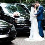 Свадебный кортеж - выбор авто на прокат на свадьбу