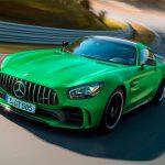 Купе GT R первым среди AMG получило полноуправляемое шасси
