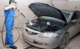 Мойка двигателя автомобиля как правильно мыть двигатель