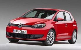 В Сеть попали изображения нового седана Volkswagen Polo