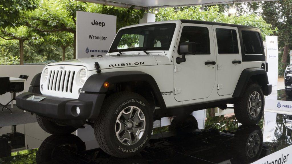 Новое поколение Jeep Wrangler «забыли» замаскировать