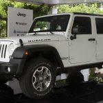 """Новое поколение Jeep Wrangler """"забыли"""" замаскировать"""