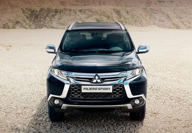 Россиянам предложат Mitsubishi Pajero Sport с бензиновым мотором