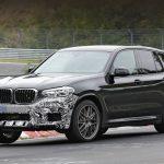 Модель BMW X3 M получит новую «шестёрку»