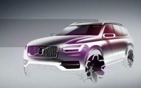 Следующее поколение Volvo XC90 будет выпускаться в США