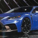 Lexus привезет на Токийский автосалон 600-сильный седан LS