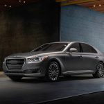 Genesis начинает продажи седана G70