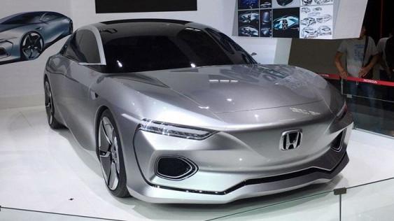Honda представила концептуальный седан Design C001