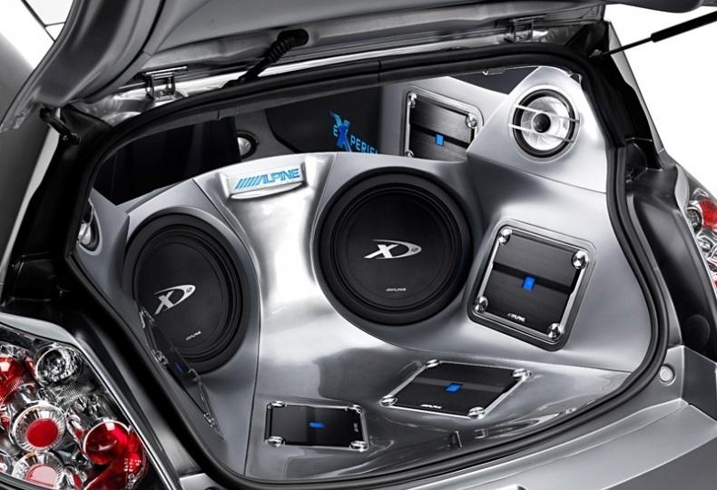 Установка акустики в авто