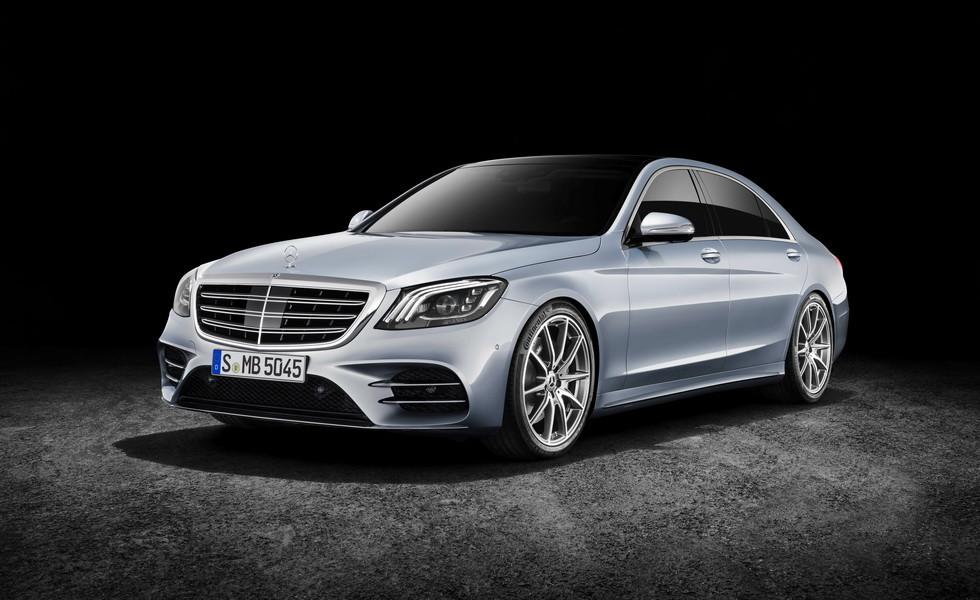 Стали известны подробности о новом поколении Mercedes-Benz S-Class 2020