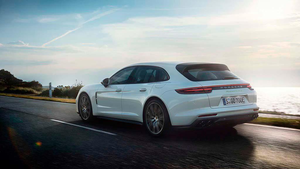 Porsche подготовил «сарай» за 12 миллионов рублей