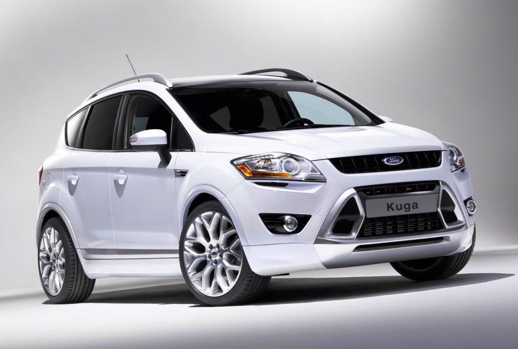 Ford отзывает более 20 тысяч кроссоверов Kuga