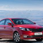 KIA Rio стала самым популярным автомобилем российского авторынка