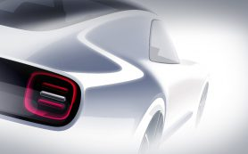 Концепт Honda Sports EV предвестит компактный спорткар