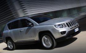 Четыре модели марок Jeep, Chrysler и Dodge отозваны в России