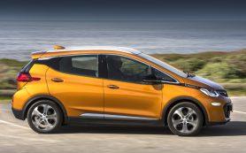 Производитель оказался не готов к заказам на хэтч Opel Ampera-e