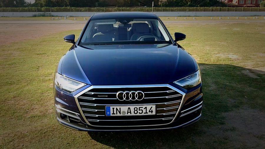 Audi A82018 Тест Драйв— Совершенно новая А8