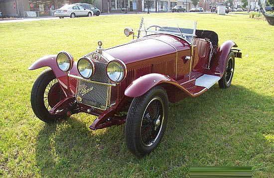 Первый автомобиль Alfa Romeo выставлен на аукцион