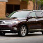 Toyota Highlander стала доступнее в России