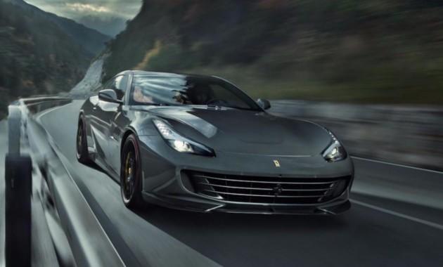 Novitec доработал универсал Ferrari