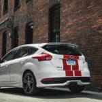 Ford тестирует «сарай» Focus ST на Нюрбургринге
