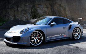 Купе Gemballa GT Concept раскрыло потенциал Porsche 911 Turbo