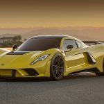 Купе Hennessey Venom F5 удивило удельной мощностью