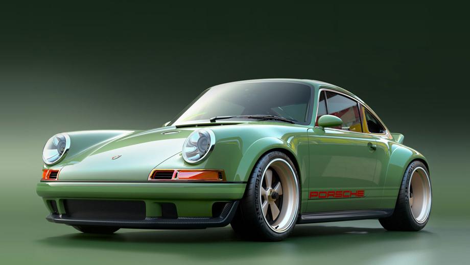 Купе Porsche 964 вывело компанию Singer на новую высоту