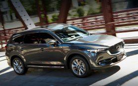 Компания Mazda построит новый кроссовер для рынка США