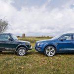 Немецкая газета Bild провела сравнительный тест «Нивы» и «Бентли»