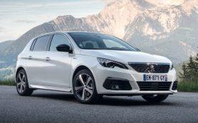 Обновлённый хэтчбек Peugeot 308 вышел на рынок России