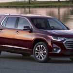 Новый кроссовер Chevrolet Traverse выйдет на рынок России в начале 2018 года