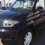 УАЗ сделал парадный кабриолет на базе «Патриота»