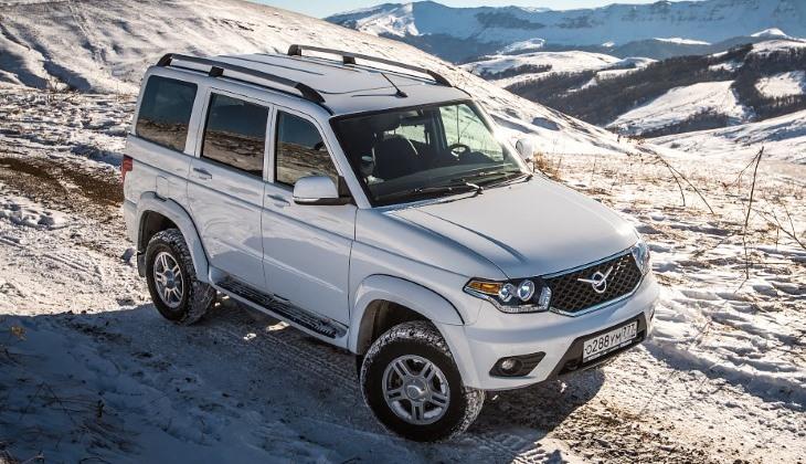 В Казахстане начнут производство автомобилей УАЗ