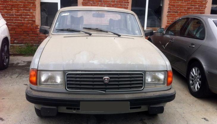 На продажу выставлена «Волга» ГАЗ-31029 без пробега