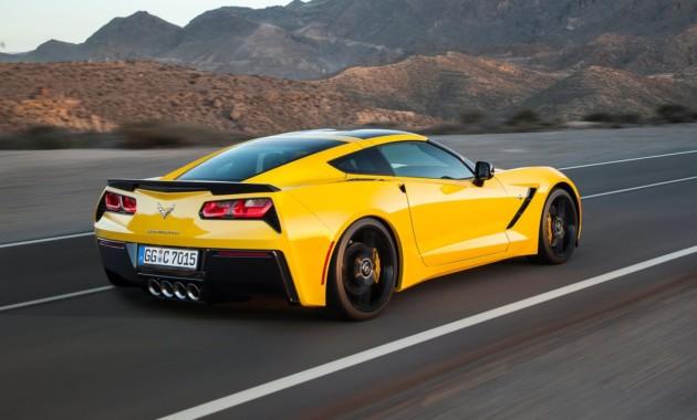 Chevrolet обещает владельцам Corvette прибавку в скорости за 350 долларов