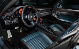 Ателье TechArt добавило шика в интерьеры автомобилей Porsche