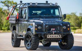 В США представлен проект Viper на базе Land Rover Defender