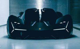Lamborghini представила футуристическую новинку