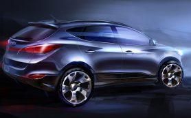 Три новых кроссовера от Hyundai: уже в следующем году