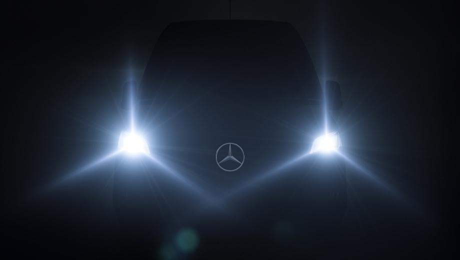 Фургон Mercedes-Benz Sprinter возглавит обновление комтранса