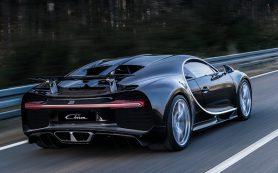 Начался первый глобальный отзыв гиперкаров Bugatti Chiron