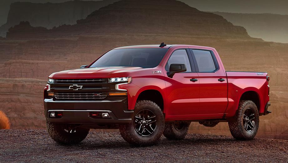 В семействе Chevrolet Silverado появится больше версий