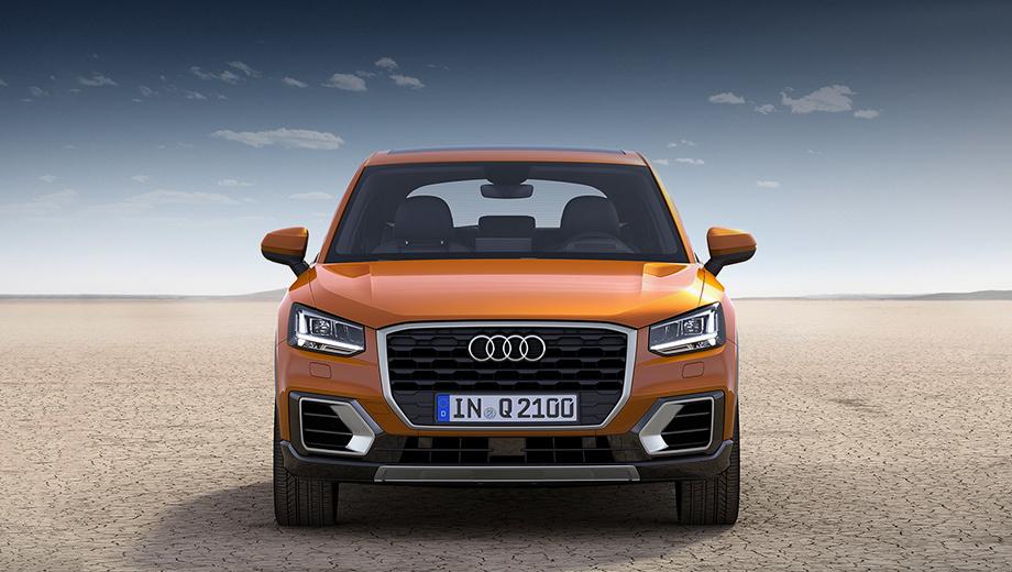 У кроссовера Audi Q2 появится длиннобазная версия