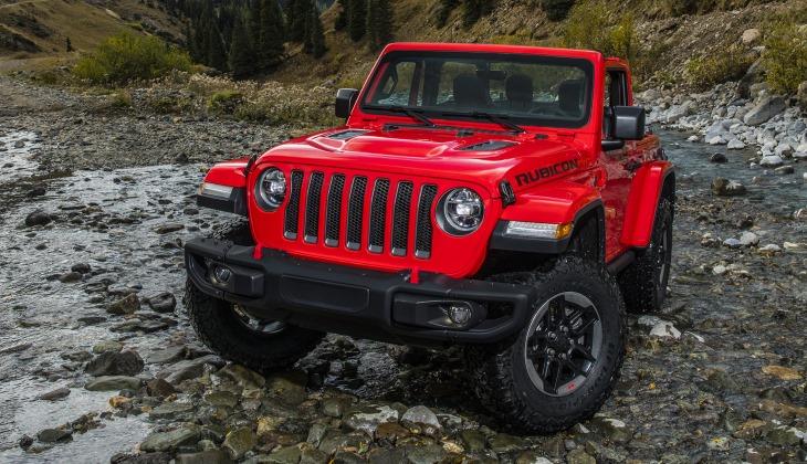 Американские скрепы: представлен Jeep Wrangler нового поколения
