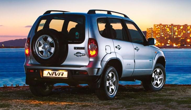 Внедорожник Chevrolet Niva опять подорожал