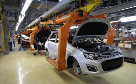 АвтоВАЗ остановит производство автомобилей