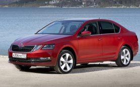 Автомобили Skoda Octavia российского производства будут экспортировать в Европу