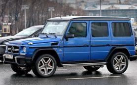 Проданные в России «Гелендвагены» отзывают для ремонта. Второй раз за год