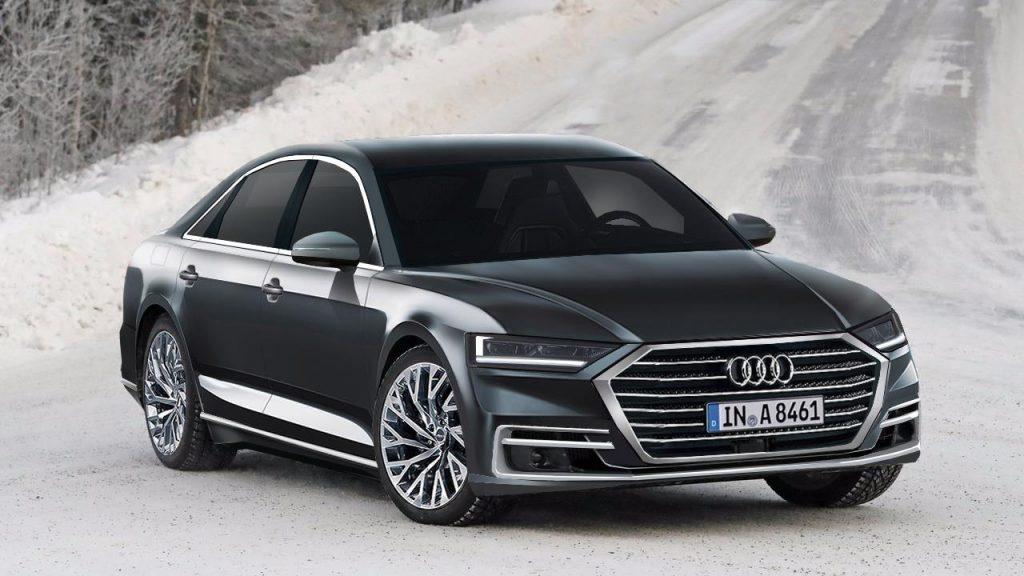 Audi A6 оснастят функцией «автопилот